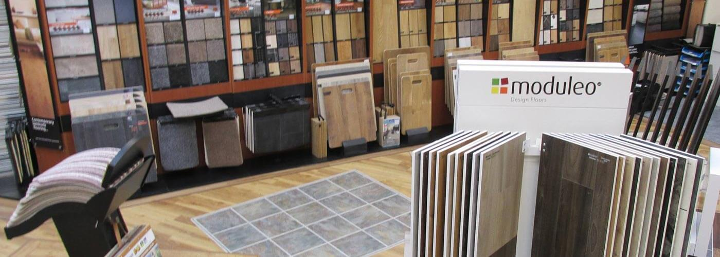 Visit Our Flooring Showroom